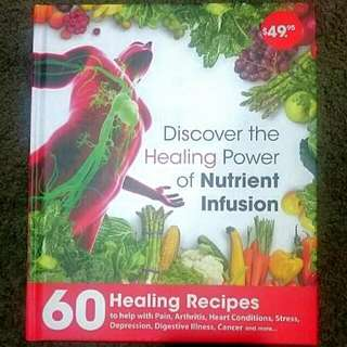 Nutrient Infusion Recipe Book