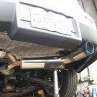 HKS Exhaust Lancer Ex 1.5 & 2.0