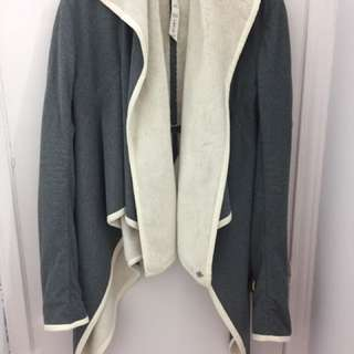 Lululemon Fleece Sweater Wrap