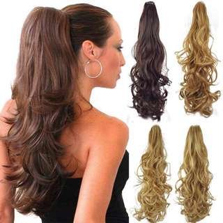 Clip On High Quality Hair Extension