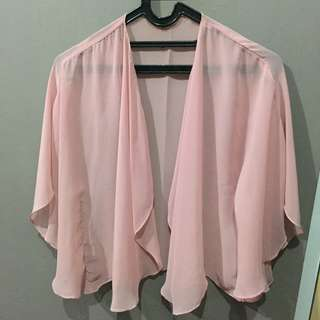 Blazer Outer Pink