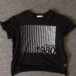 Stussy Barcode T Shirt