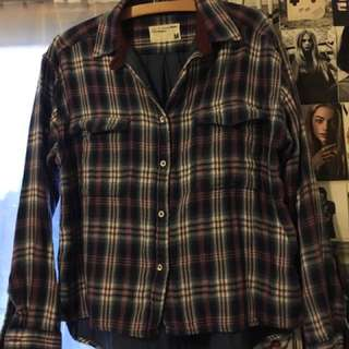 RAG & BONE CHECK SHIRT
