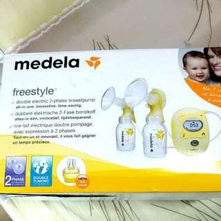 Medela Freestyle Used 1 Year