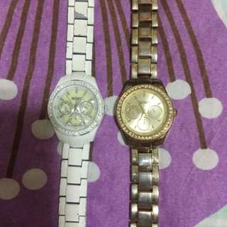 Pre-loved Xoxo Watches 300ea