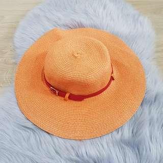 Ladies Wide Brim Hat
