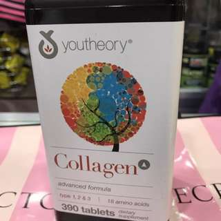 Youtheory collagen