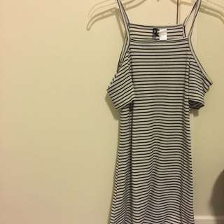 Women's XS/S Off The Shoulder Summer Dress
