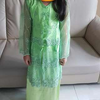 Malay Costume For Girls