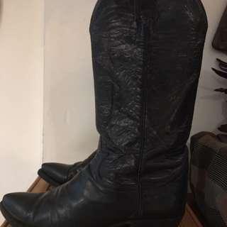 Size 8 Cowboy Boots