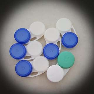 BRAND NEW Contact Lens Casing