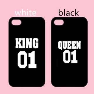 King & Queen Cases