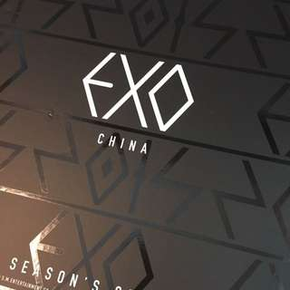EXO SEASON GREETING