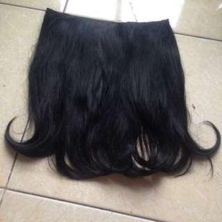 Hairclip Seven7 Black