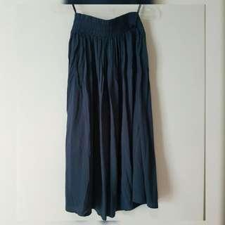 NEW Warehouse Midi skirt