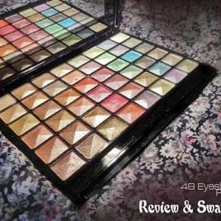 DB 48 Shade Shimmer Palette