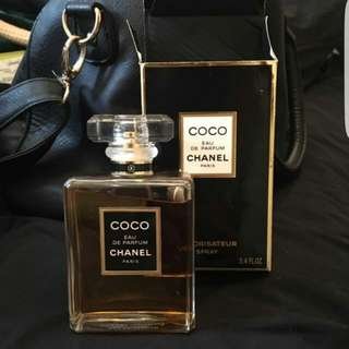 Coco Chanel Only Used For Testing  100ml