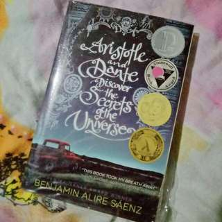 Aristotle and Dante and The Secret Of The Universe