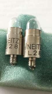 Neitz Retinoscope bulb L-28