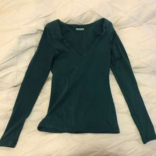 Kookai long sleeve shirt Size 1