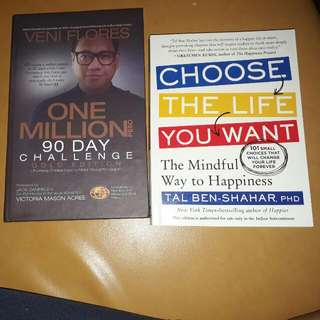 One Million Peso, 90 Day Challenge And Choose The Life You Want