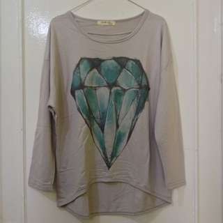 Diamond T- Shirt