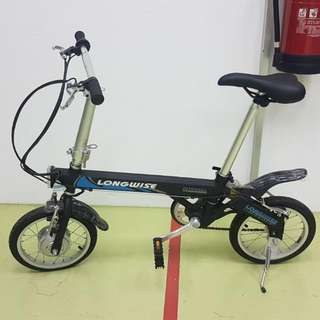 Bn Aluminum foldable electric Bicycle