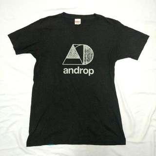 Androp Japan Band T Shirt