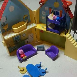 Auth Peppa Pig House