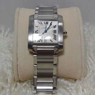 FOR SALE-AUTHENTIC PRE OWNED CARTIER WATCH