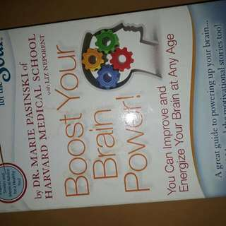 Chicken Soup For The Soul- Boost Your Brain Power