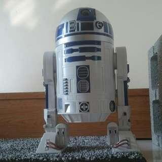 巨型聲光 18吋 R2-D2 Costco限定 星際大戰 Star Wars Starwars R2D2 可與黑武士 白兵 放在一起