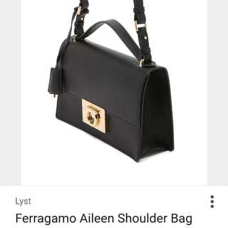 Ferragamo Ladies Bag.