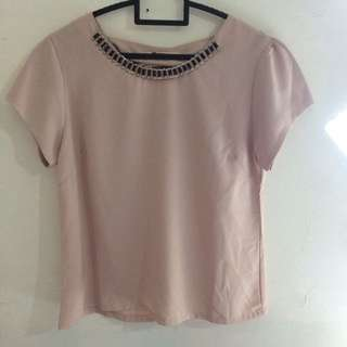 Creme top (atasan)