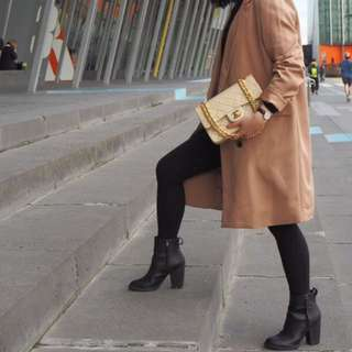 MNG CAMEL COAT