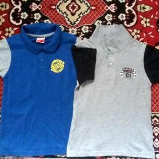 2pcs Cheetah Kids Tshirt