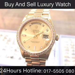 Buy & Sell Luxury Watches