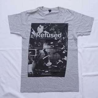 Official T-Shirt Merchandise Refused