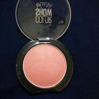 MAYBELLINE COLOR SHOW BLUSH ( PEACHY SWEETIE)