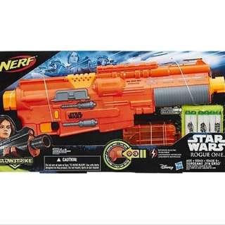 Nerf Star Wars Rogue One Jyn Erso Deluxe Blaster