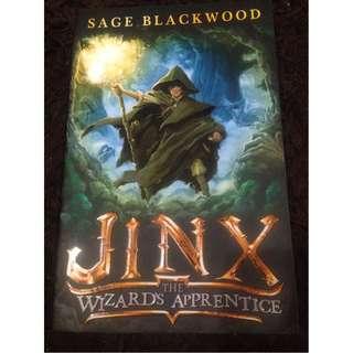 Jinx The Wizard's Apprentice by Sage Blackwood (Paperback)
