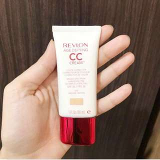 Repriced: Revlon Age Defying CC Cream