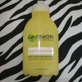 Garnier Milky Lightening Dew Toner