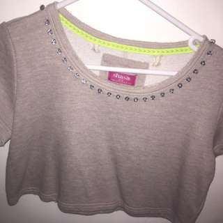 Shasa crop top
