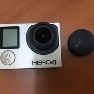 Go Pro Hero 4 Black Edition