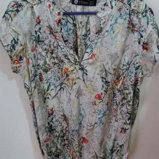 Repriced!!! H STUDIO blouse