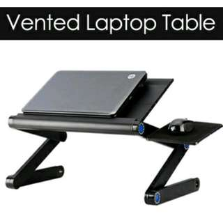[READY STOCK] Foldable Vented Laptop Table.👌👌👌