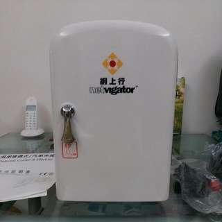 冷熱兩用便攜式汽車冰箱   #11flashsale