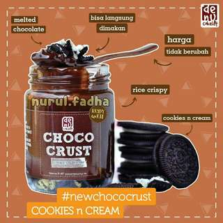Chococrust Oreo (Cookies & Cream)