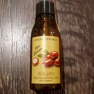 Nature Republic : Argan Essential Deep Care Hair Essence
